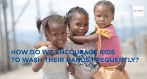 手洗いを子供にどうやって伝えるか